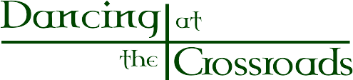 Dancing at the Crossroads logo